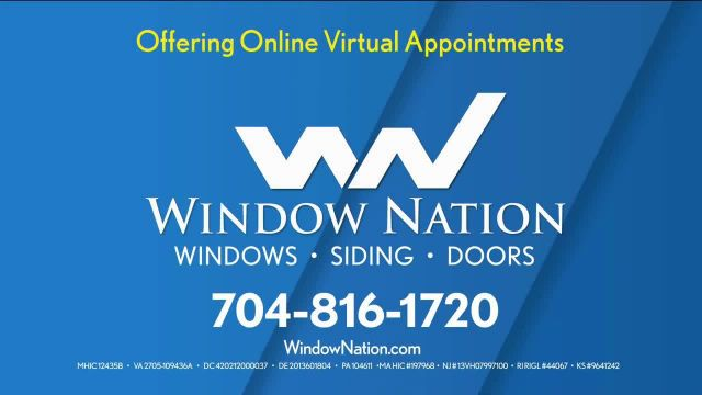 Window Nation Year End Sale TV Commercial Ad 2021, But Two, Get Two Free