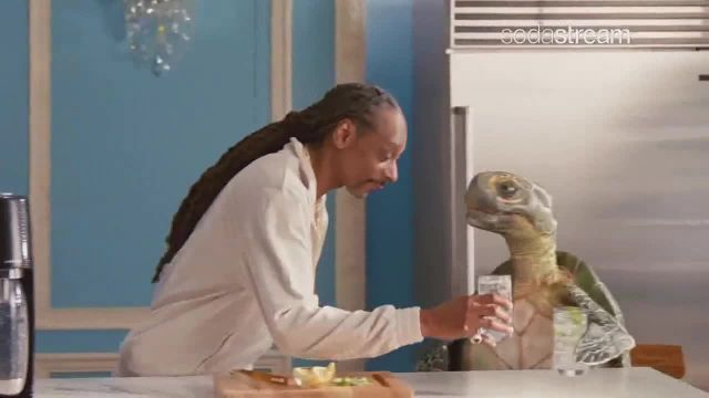 SodaStream TV Commercial Ad 2021, Holidays The Small Things' Featuring Snoop Dogg