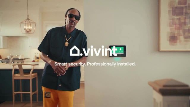 Vivint Smart Security TV Commercial Ad 2021, Hassle Free' Featuring Snoop Dogg