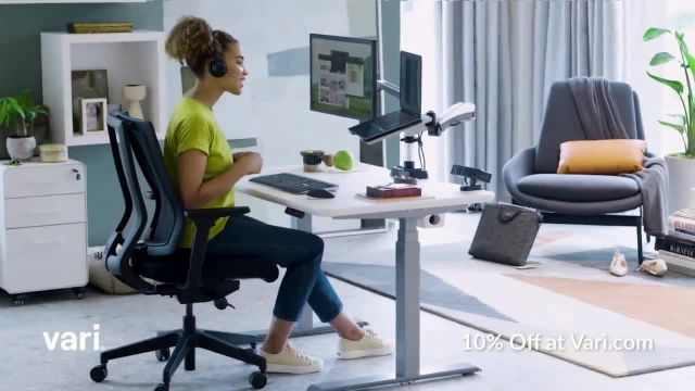 Vari TV Commercial Ad 2021, Whether at the Office or at Home