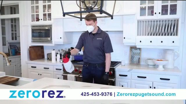 Zerorez TV Commercial Ad 2021, Maintaining a Clean Home $149