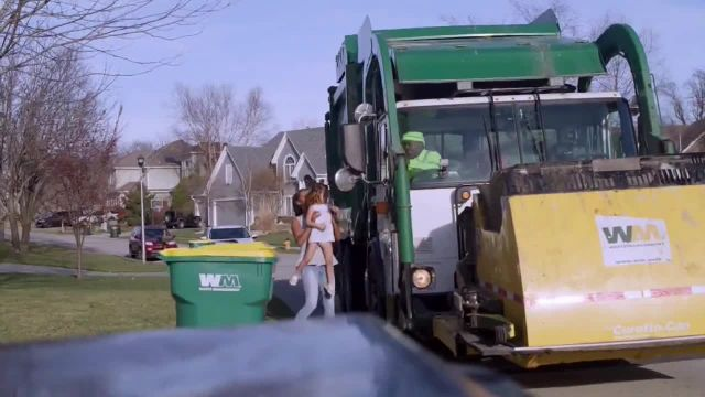 Waste Management TV Commercial Ad 2021, Billy