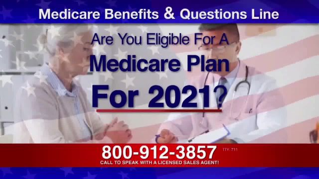 Medicare Benefits TV Commercial Ad 2021, 2021 Benefits Review