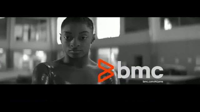 BMC Software TV Commercial Ad 2021, The A-Game' Featuring Simone Biles