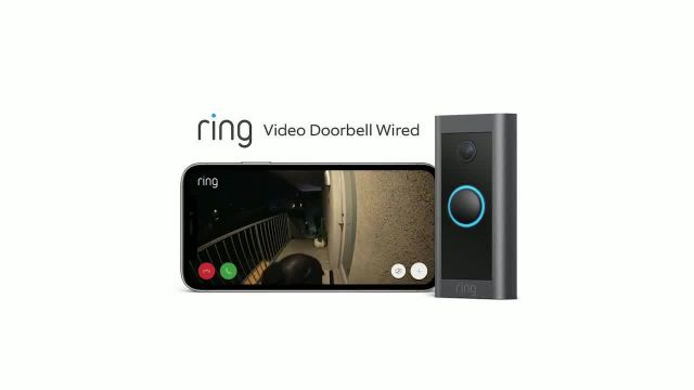 Ring Video Doorbell Wired TV Commercial Ad 2021, Reinvented the Doorbell
