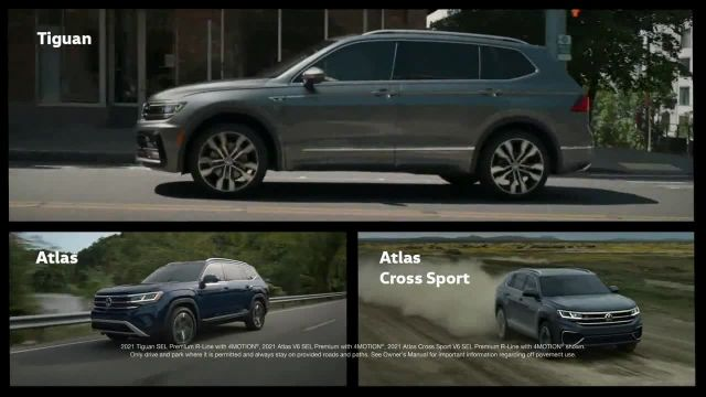 Volkswagen Presidents Day Deals TV Commercial Ad 2021, Wide Range