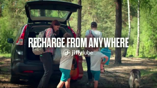 Jiffy Lube TV Commercial Ad 2021, Anywhere