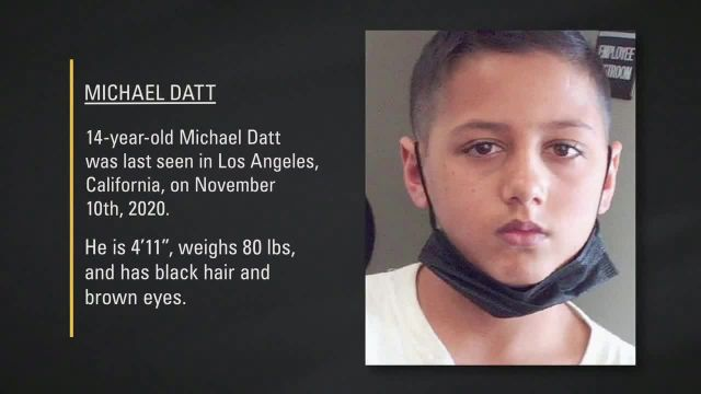 National Center for Missing & Exploited Children TV Commercial Ad 2021, Michael Datt