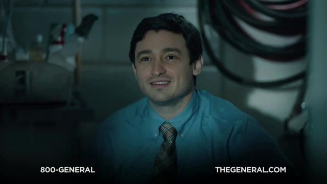 The General TV Commercial Ad 2021, Call Center