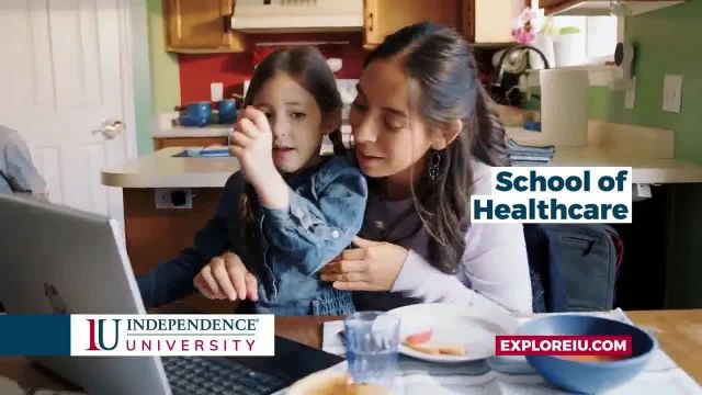 Independence University TV Commercial Ad 2021, Emma
