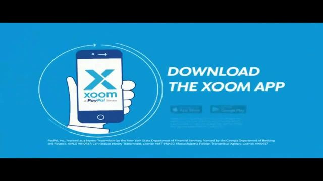 Xoom TV Commercial Ad 2021, The Right Information