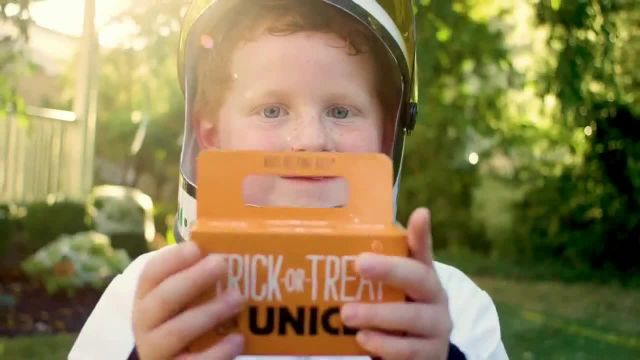 UNICEF TV Commercial Ad 2021, 2020 Virtual Trick-or-Treat