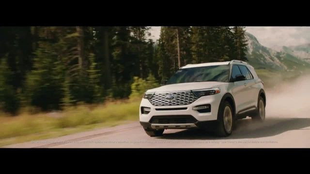 Ford TV Commercial Ad 2021, The Future Comes Standard- Escape and Explorer