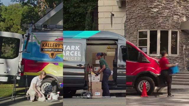 2020 Ford Transit TV Commercial Ad 2021, Your Future Is Our Business