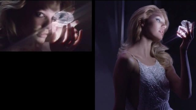 Versace Fragrances TV Commercial Ad 2021, Less Conversation' Featuring Candice Swanepoel, Song by Waldeck