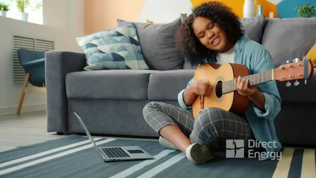 Direct Energy TV Commercial Ad 2021, Running a Home