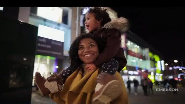 Emerson Electric Co TV Commercial Ad 2021, Our Commitment to Clean Power
