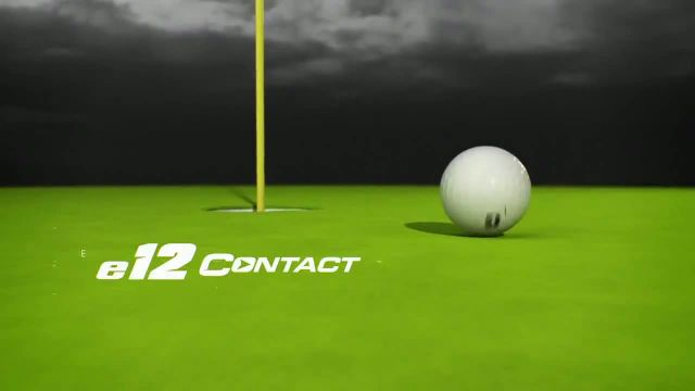 Bridgestone Golf e12 CONTACT TV Commercial Ad 2021, Straight Distance You Can See