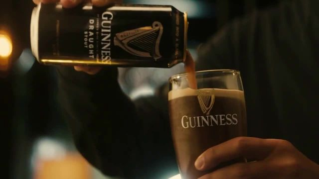 Guinness TV Commercial Ad 2021, St Patrick's Day- Silver Lining