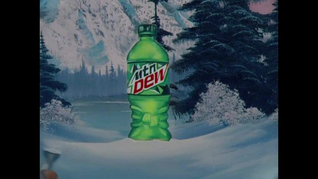 Mountain Dew TV Commercial Ad 2021, Refreshing Opportunity' Featuring Bob Ross