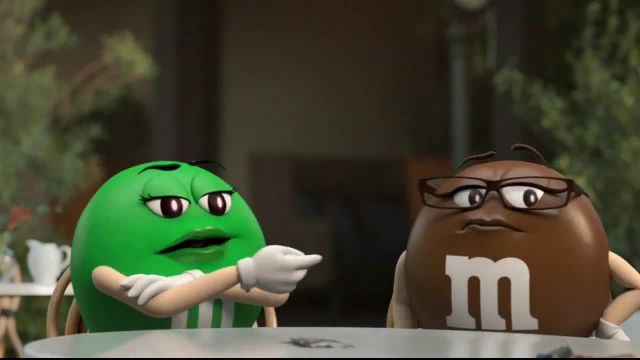 M&M's TV Commercial Ad 2021, Perdón