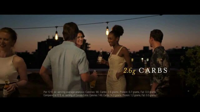 Corona Premier TV Commercial Ad 2021, Higher Expectations