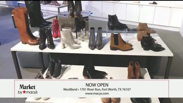 Market By Macy's TV Commercial Ad 2021, Now Open- West Bend