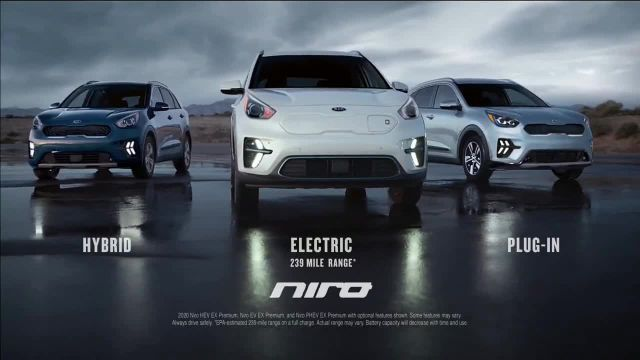2020 Kia Niro EV TV Commercial Ad 2021, Ends of the Earth