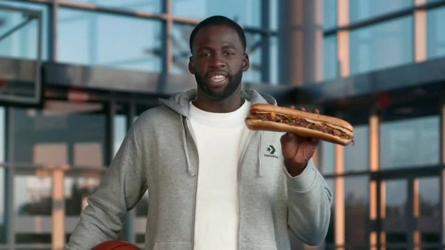 Subway TV Commercial Ad 2021, Talking Serious Flavor' Featuring Draymond Green, Jayson Tatum