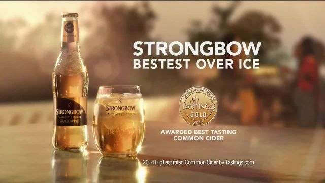 Strongbow Hard Cider TV Commercial Ad 2021, Fired' Featuring Patrick Stewart
