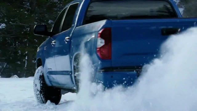 Toyota TV Commercial Ad 2021, Dear Winter- Bundle Up