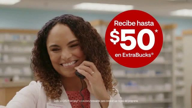 CVS Pharmacy TV Commercial Ad 2021, Consúltenos