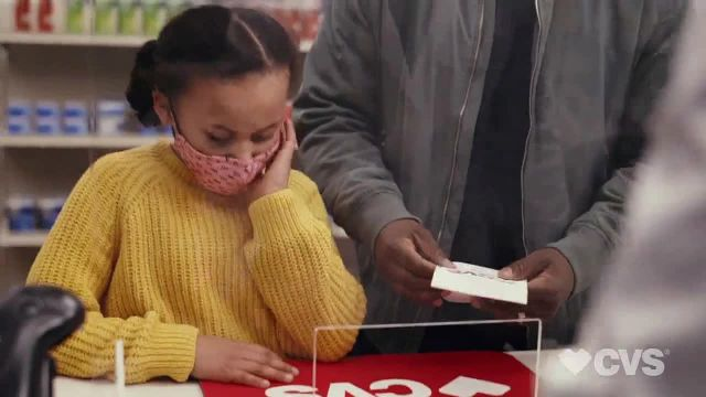 CVS Health TV Commercial Ad 2021, Swing By