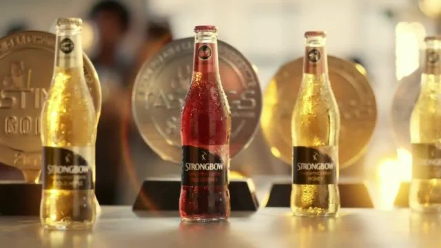 Strongbow Hard Cider TV Commercial Ad 2021, Award- Original' Featuring Patrick Stewart