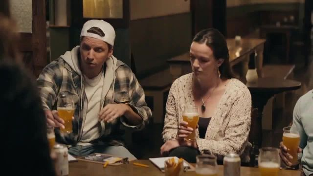 Samuel Adams Just the Haze TV Commercial Ad 2021, Your Cousin Tries Sam Adams Non-Alcoholic IPA' Featuring Gregory Hoyt