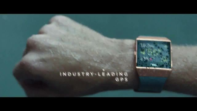 Fitbit Ionic TV Commercial Ad 2021, Designed for Fitness