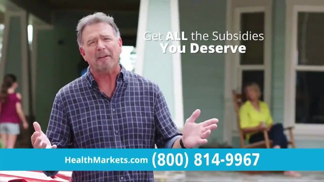 HealthMarkets Insurance Agency FitScore TV Commercial Ad 2021, Not Okay- Only Days Remaining' Featuring Bill Engvall
