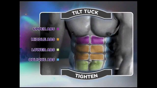 Hip Hop Abs TV Commercial Ad 2021, Tilt, Tuck and Tighten' Featuring Shaun T