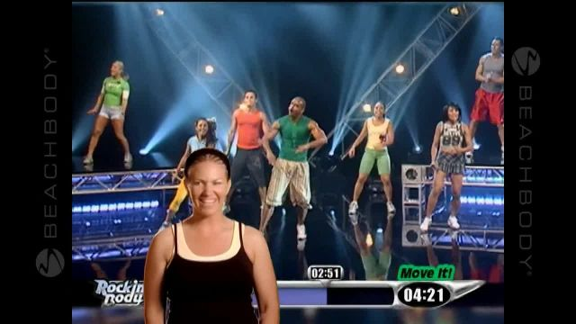 Rockin' Body TV Commercial Featuring Shaun T