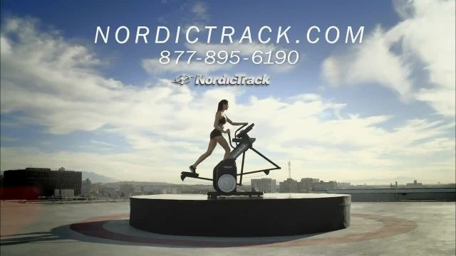 Nordic Track Free Stride Trainer TV Commercial Song by Kenny Segal