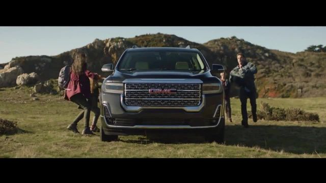 GMC TV Commercial Ad 2021, Ready Set Go' Song by Sugar Chile Robinson