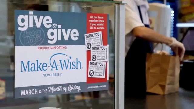 Jersey Mike's TV Commercial Ad 2021, 10th Annual Day of Giving- All the Giving
