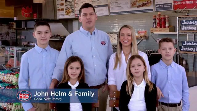 Jersey Mike's TV Commercial Ad 2021, Month of Giving- Giving Our All