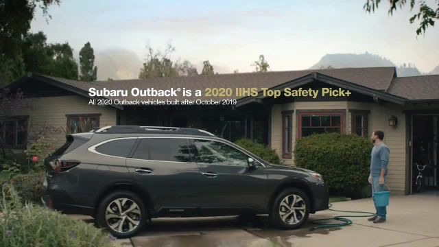 Subaru A Lot to Love Event TV Commercial Ad 2021, Moment of Silence