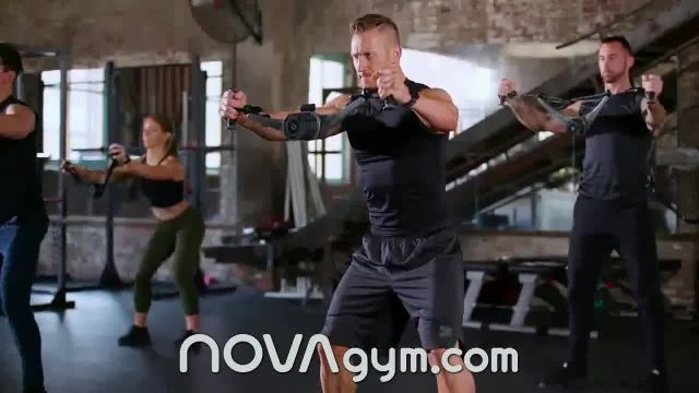 NOVA Gym TV Commercial Ad 2021, Lose the Weights