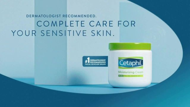 Cetaphil Moisturizing Cream TV Commercial Ad 2021, Need More-