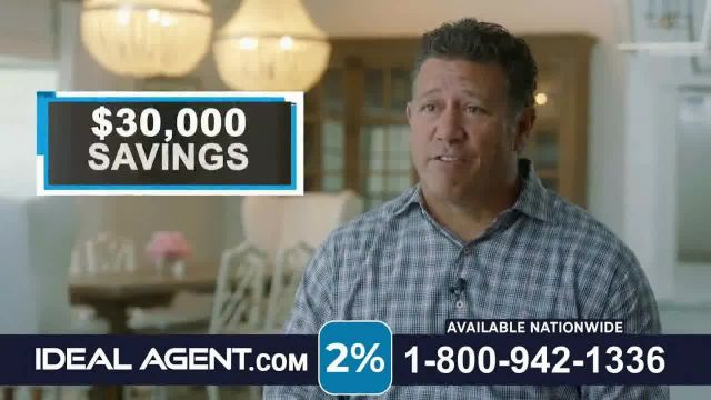 Ideal Agent TV Commercial Ad 2021, Jeff