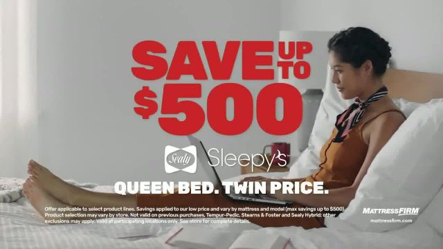 Mattress Firm TV Commercial Ad 2021, Final Days- Save $500