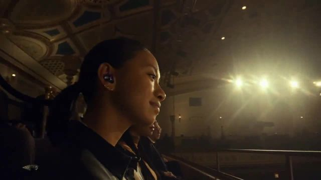 Samsung Galaxy Buds Pro TV Commercial Ad 2021, Immersive Sound With Intelligent ANC' Song by Jany Green