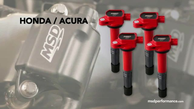 MSD Performance TV Commercial Ad 2021, Ignition Coils